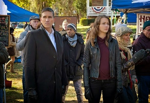 Person of Interest - Episode 4.13 - M.I.A. - Promotional Photos