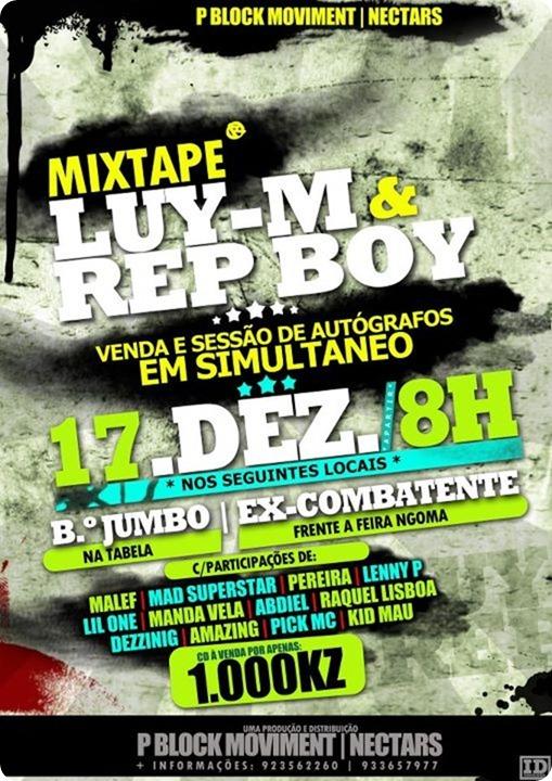 Luy M & RepBoy