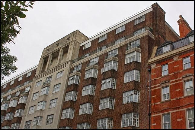 Art Deco Russell Court
