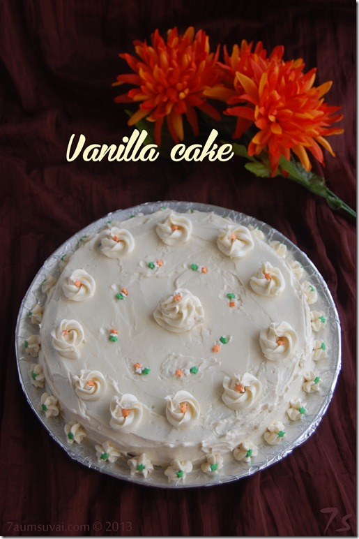 cake and tsp vanilla essence Rose chiffon cake with vanilla buttercream makes: 1 cake cooking time: 50 minutes preparation time: 10 minutes ingredients rose chiffon cake 190g plain flour 1/2 tsp salt 2 tsp baking.