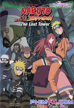 Naruto: Shippuuden Movie 4 - The Lost Tower Tập HD 1080p Full