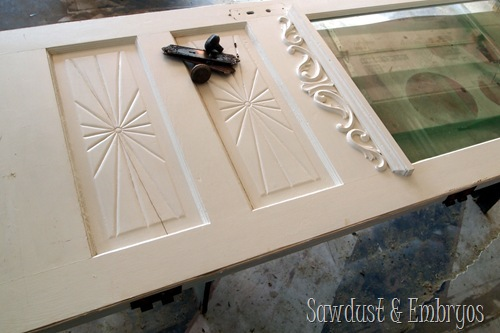 Strip and Stain interior doors! {Sawdust and Embryos}
