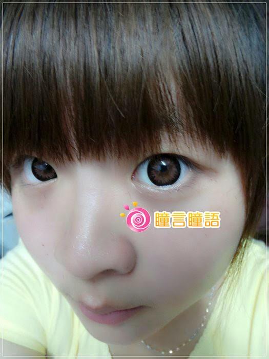 韓國GEO隱形眼鏡-Bella貝拉棕9