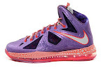 nike lebron 10 gr allstar galaxy 3 01 Release Reminder: Nike LeBron X All Star Limited Edition