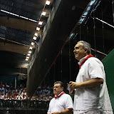 Une première un élu Yves Hugalde pour la présentation de la finale des Masters