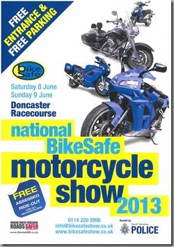 BikeSafe Poster