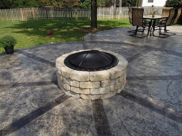 How To Build A Simple Fire Pit1 How To Build A Firepit