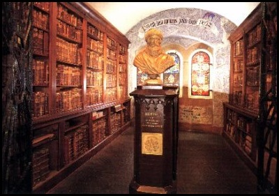 Bibliothèque août Herzog, Wolfenbüttel, en Allemagne -1