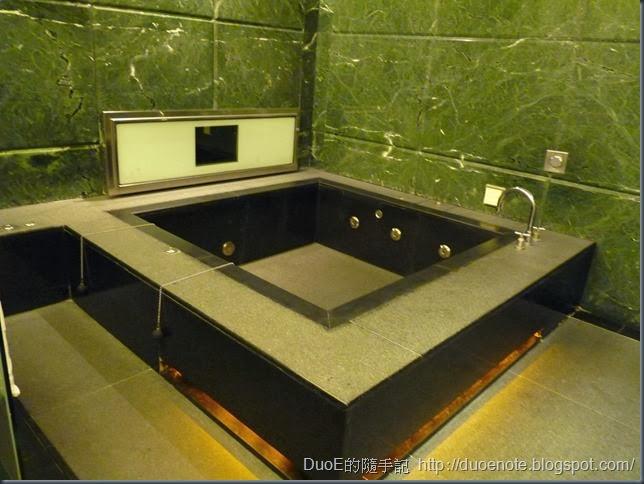 湖山Villa 戀館511-浴室