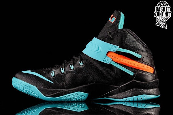 Brand New Nike Zoom LeBron Soldier 8 Drops in Gamma Blue
