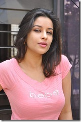 madhurima_in_rose_dress