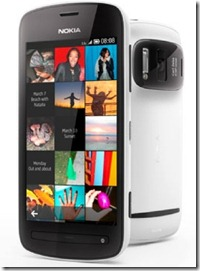 nokia PureView 808 with 41 MP