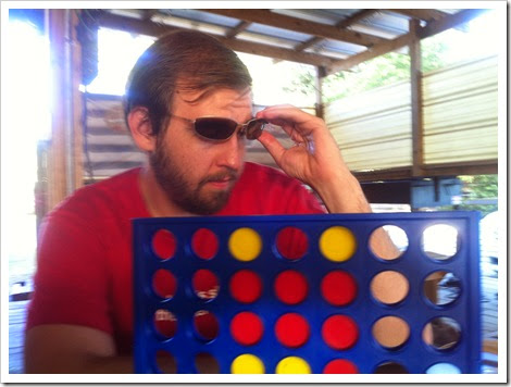 Connect Four at Hullabaloo