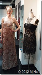 LOS ANGELES FASHION WEEK: SUE WONG UPDATES THE FLAPPER FOR FALL 2012