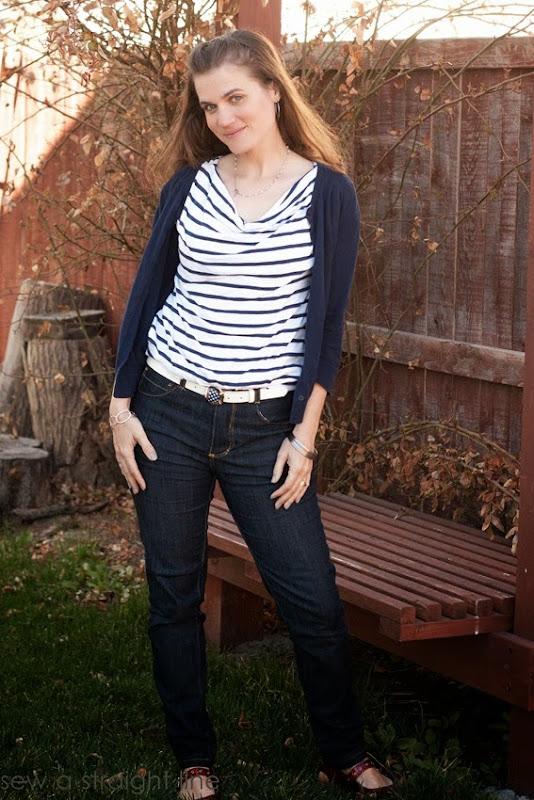 burda jeans sew a straight line-14