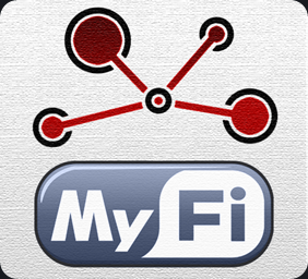 MyFi Wireless Disk for iPhone and iPad