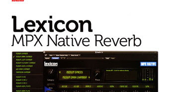 lexicon mpx native reverb review