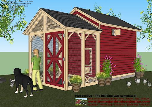 Garden livable shed plans diy 20662 shedsackli for Livable shed plans