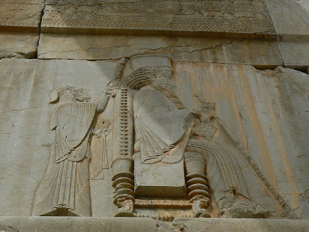 Things to see in Persepolis: A Shah of Shahs