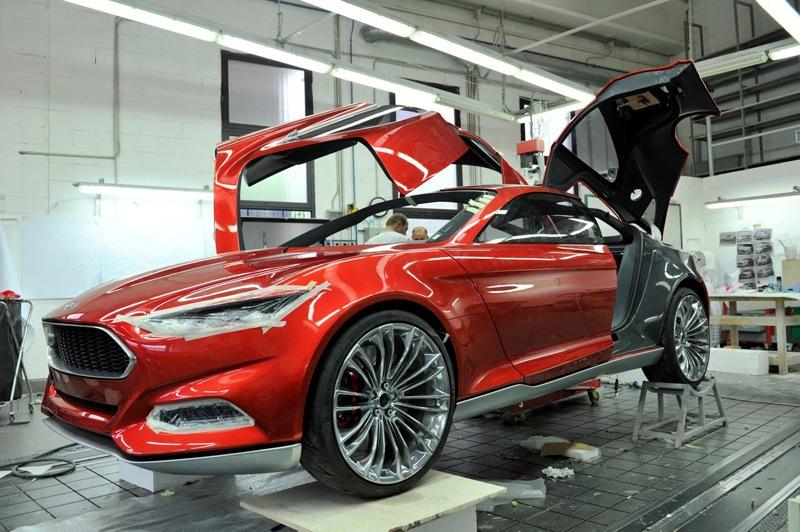Big Ford Evos Concept 35