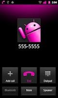 Screenshot of Basic Pink for CM7