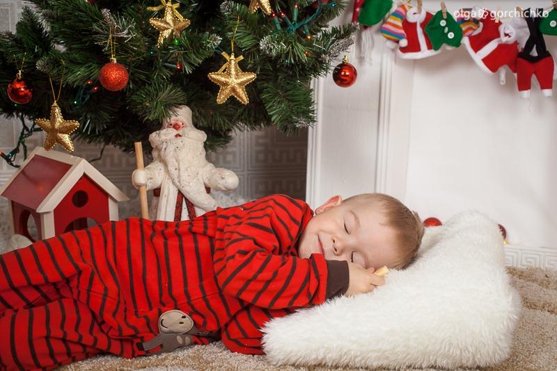 Детский новогодний фотопроект Рождественские мечты. 15. Матвей-9218