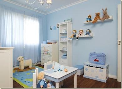 decoración de dormitorios para varones-