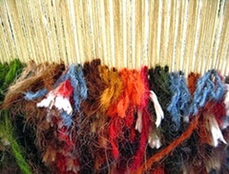 carpet weaving looms