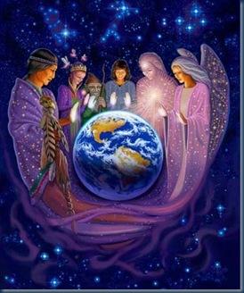 a paz na terra