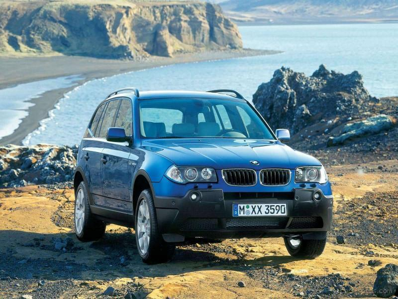 2004 bmw x3 suv specifications pictures prices