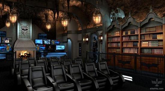 Home Theater O Cavaleiro das Trevas 03