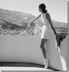 1947 tennis outfit