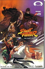 P00001 - Street Fighter I No #0