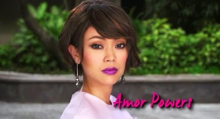 Jodi Sta. Maria as Amor Powers in Pangako Sa 'Yo