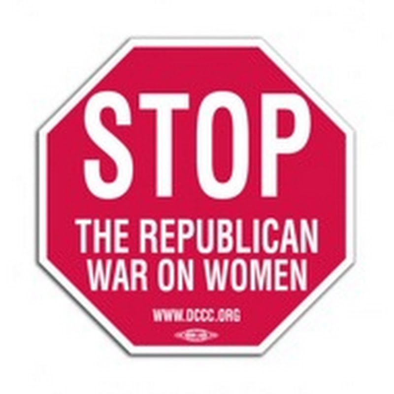 The Republican War on Women is a Compelling Narrative