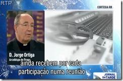 D.Jorge Ortiga critica o governo.Jul.2012