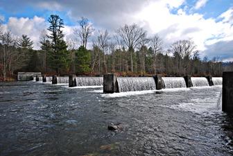Weir Dam 5