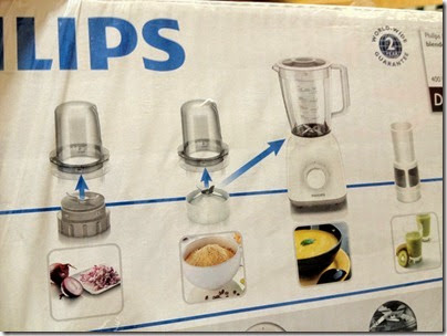 Philips 4 in 1 Daily Collection blender HR2112