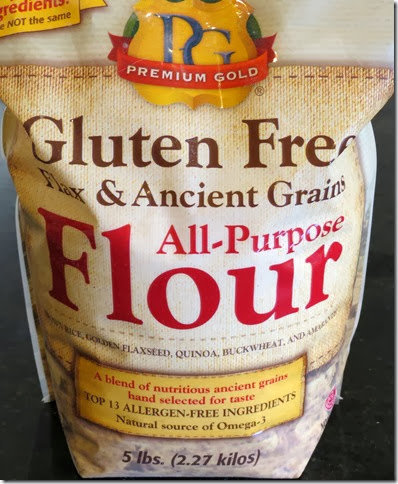 Premium Gold Gluten Free All Purpose Flour