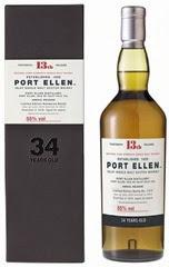 Port Ellen 1978 34 2013 13th Release