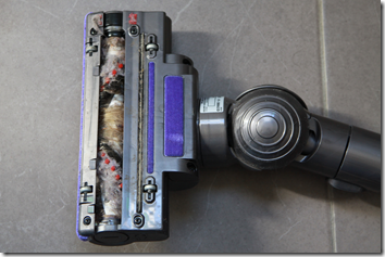 how to clean dyson dc35 canister
