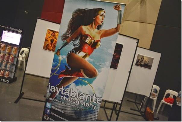 Jay Tablante's Exhibition