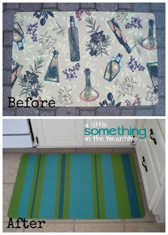 Kitchen Rug Collage WM