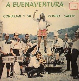 Julian Y Su Combo Sabor  A Buenaventura  Front