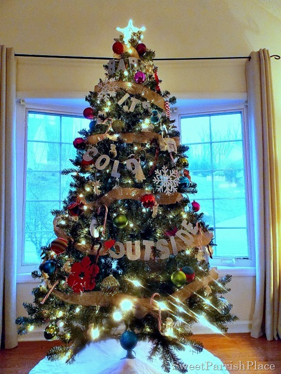 Christmas Tree20142