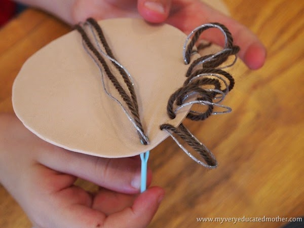 GrandparentsDayCraft1 #crafting #kidscraft #grandparentsday