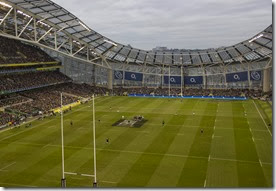 01.Aviva Stadium. Ireland vs New Zealand