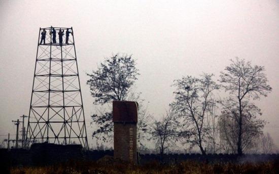 Parque abandonado na China 13