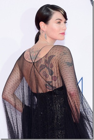 Lena Headey 64th Annual Primetime Emmy Awards -tGENnlmvyul