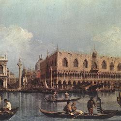 11 - Canaleto - Vista de Venecia